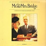 Richard Robbins, Tommy Dorsey, Glenn Miller, a.o. - Mr & Mrs Bridge (Original Soundtrack Recording)