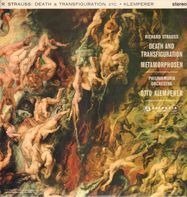 Richard Strauss - Otto Klemperer / Philharmonia Orchestra - Death And Transfiguration / Metamorphosen