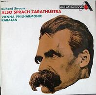 Richard Strauss - Wiener Philharmoniker , Herbert von Karajan - Also Sprach Zarathustra