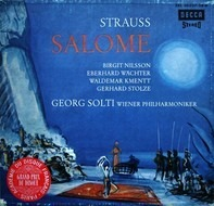 Strauss/ Birgit Nilsson , Wiener Philharmoniker ,Georg Solti - Salome