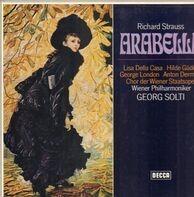 Richard Strauss (Solti) - Arabella; Lyrische Komödie In 3 Aufzügen