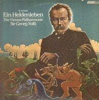 Richard Strauss , Wiener Philharmoniker , Georg Solti - EIN HELDENLEBEN
