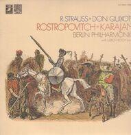 Richard Strauss - Pierre Fournier , Berliner Philharmoniker , Herbert von Karajan - Don Quixote