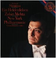 Richard Strauss / Zubin Mehta / The New York Philharmonic Orchestra / Glenn Dicterow - EIN HELDENLEBEN