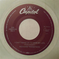 Richard Thompson - I Can't Wake Up To Save My Life