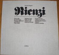 Richard Wagner/  Staatskapelle Dresden , Heinrich Hollreiser, R. Kollo,J. Martin - Rienzi