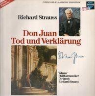 Richard Strauss - Don Juan  - Tod Und Verklarung