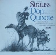 Richard Strauss/ Gennadij Roshdestwenskij, Großes Rundfunk-Sinfonieorchester der UdSSR - Don Quixote (Gennadij Roshdestwenskij)