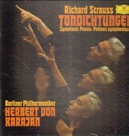 Richard Strauss - Tondichtungen (Karajan)