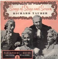 Richard Tauber - Songs Of Stage And Screen