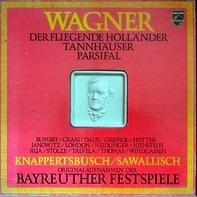 Wagner - Der Fliegende Holländer / Tannhäuser / ... (Knappertsbusch,..)
