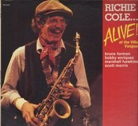 Richie Cole - Alive! at the Village Vanguard