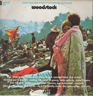 Richie Havens, The Who, Santana a.o. - Woodstock - Music From The Original Soundtrack And More