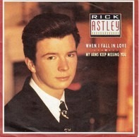 Rick Astley - When I Fall In Love / My Arms Keep Missing You