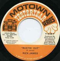Rick James - Big Time / Bustin' Out