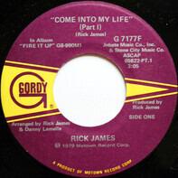 Rick James - Come Into My Life