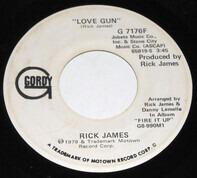 Rick James - Love Gun