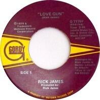 Rick James - Love Gun / Stormy Love