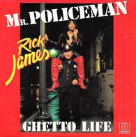 Rick James - Mr. Policeman