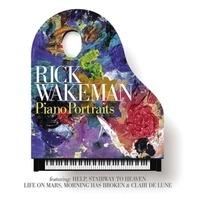 Rick Wakeman - Piano Portraits (2lp)