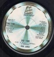 Rick James - Big Time / Island Lady