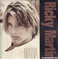 Ricky Martin - Maria (Remixes)