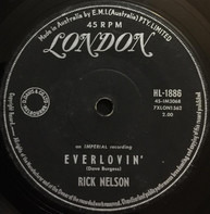 Ricky Nelson - Everlovin' / A Wonder Like You
