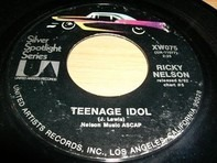 Ricky Nelson - Teenage Idol / Young Emotions
