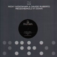 Ricky Montanari & Davide Ruberto - Redzone / Hold It Down