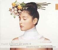 Rinaldo/concerto Italiano Alessandrini - Concerti per archi II