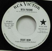 Rita Pavone - Right Now