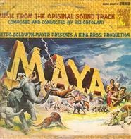 Riz Ortolani - Maya (Music From The Original Sound Track)