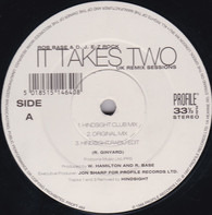 Rob Base & DJ E-Z Rock - It Takes Two (UK Remix Sessions)