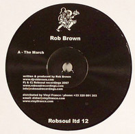 Rob Brown / Chris Simmonds - Various Artists Sampler