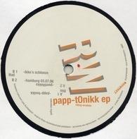 Robag Wruhme - Papp-tonikk EP