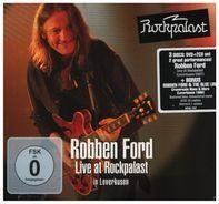 Robben Ford - Live at Rockpalast 2CD - 1DVD