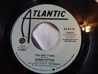 Robbie Patton - You Got It Bad