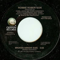 Robbie Robertson - Broken Arrow (Edit)