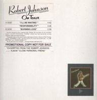 Robert Johnson - On Tour
