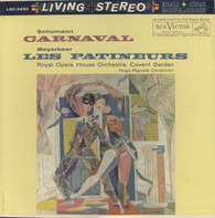 Robert Schumann , Giacomo Meyerbeer , Orchestra Of The Royal Opera House, Covent Garden , Hugo Rign - Carnaval, Les Patineurs