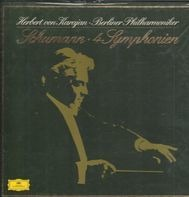Robert Schumann - 4 Symphonien, Karajan, Berliner Philharmoniker