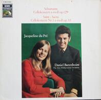 Schumann / Saint-Saëns - Cellokonzert A-moll Op.129 / Cellokonzert Nr.1 A-moll Op.33