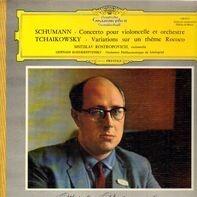 Robert Schumann / Tchaikovsky - Cellokonzert A-Moll / Rokoko-Variationen