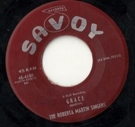 Roberta Martin Singers - Grace / Ride On King Jesus