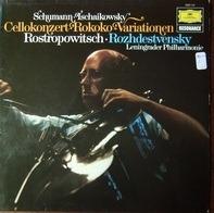 Schumann / Tchaikovsky - Cellokonzert • Rokoko - Variationen
