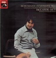 Schumann / Muti - Symphony No. 2  / Overture To Goethe's 'Hermann And Dorothea'