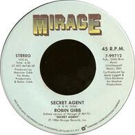 Robin Gibb - Secret Agent / Robot