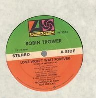 Robin Trower - Love Won't Wait Forever