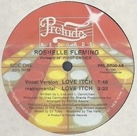 Rochelle Fleming - Love Itch