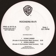 Rockers Hi-Fi - Going Under / Paths Of Life